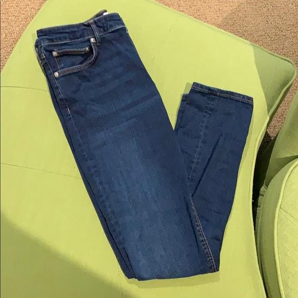 Zara Denim - Zara dark denim jeans